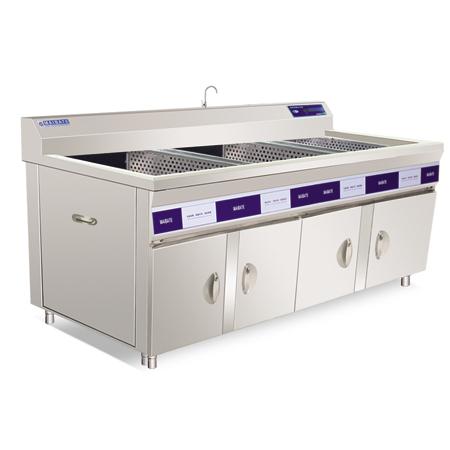 MBT-QX2020食品消毒清洗机(三缸)